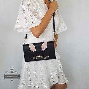 🔽 NWT Kate Spade Rabbit Cali Hop To it Crossbody